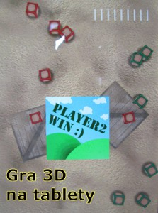 Gry 3D na tablety